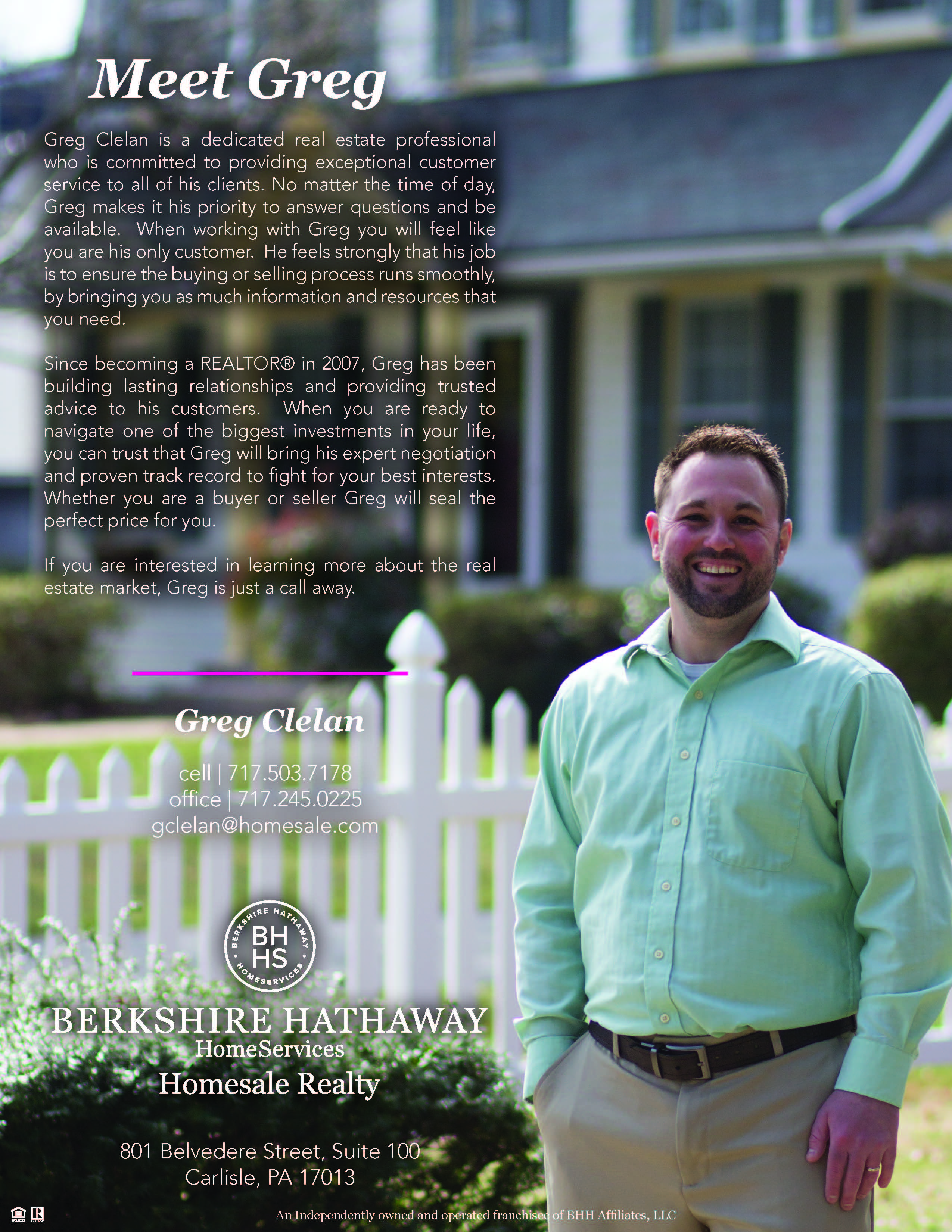 homesale virtual assistant with berkshire hathaway homeservices